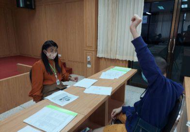 การประเมินผลการเรียนการจัดการศึกษาขั้นพื้นฐานโคยครอบครัว